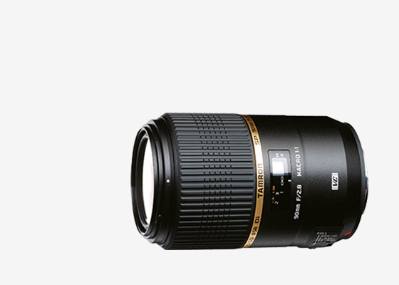 SP 90mm F/2.8 Di MACRO 1:1 VC USD Model F004 > Image