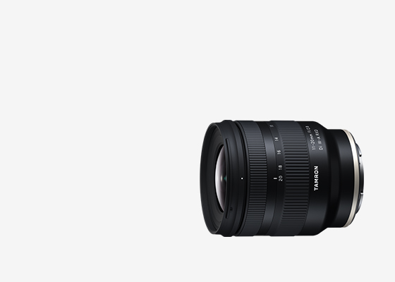 11-20mm F/2.8 Di III-A2 RXD Model B060 for Sony E-mount Image